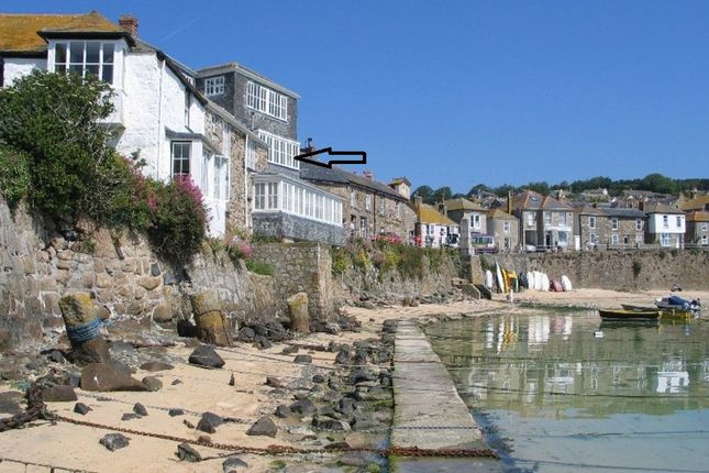Thumbnail Flat for sale in South Cliff, Mousehole