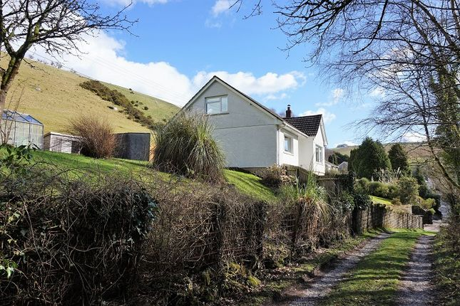 Thumbnail Detached bungalow for sale in Oak Ridge, Blackmill, Bridgend, Bridgend County.