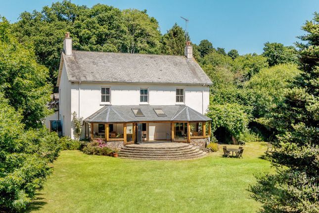 Thumbnail Detached house for sale in Chulmleigh