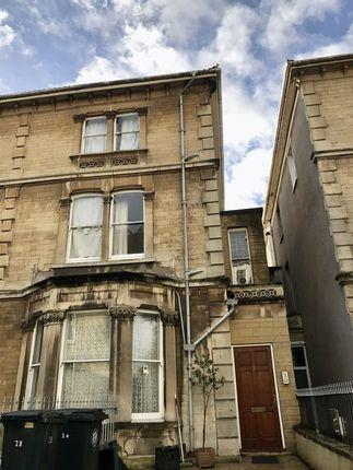 Thumbnail Flat to rent in Merchants Road, Clifton, Bristol