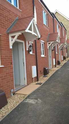 2 bed terraced house for sale in Plot 15, 66 Sentry's Orchard, Exminster, Devon