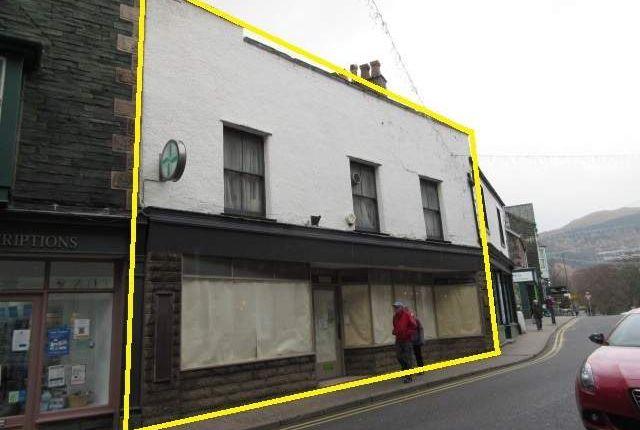 Thumbnail Retail premises to let in Station Street, 15-17, Keswick