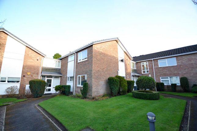 2 bed flat for sale in Hurstlea Court, Alderley Edge SK9