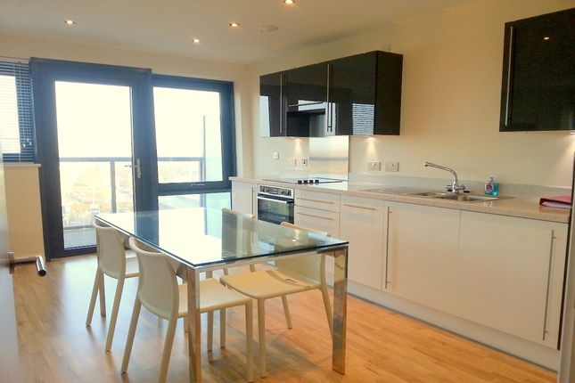 Thumbnail Flat for sale in Colman Parade, London