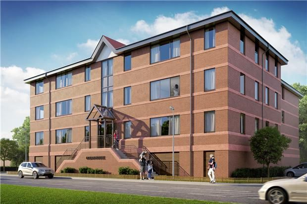 Thumbnail Flat for sale in 25 Ocean House, Hazelwick Avenue, Crawley