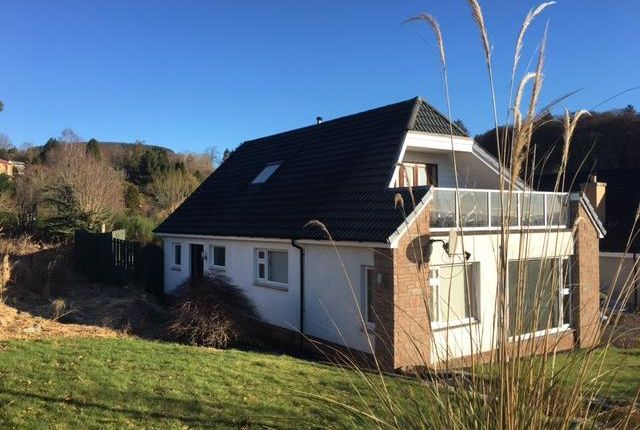 Thumbnail Detached house to rent in Beech Lodge. Crieff., Crieff