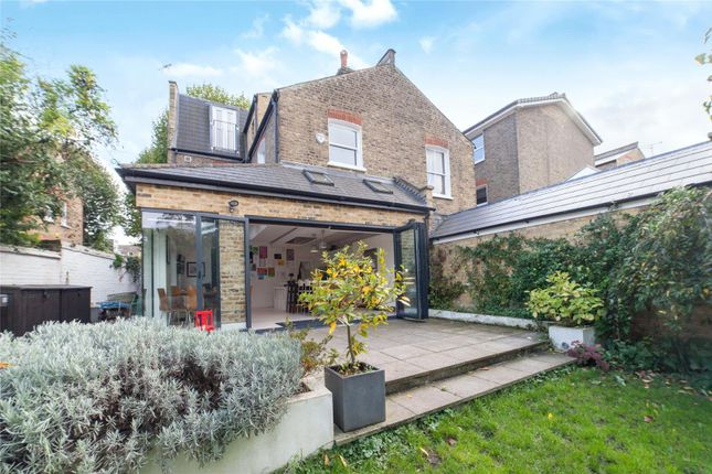 Thumbnail End terrace house for sale in Niton Street, London