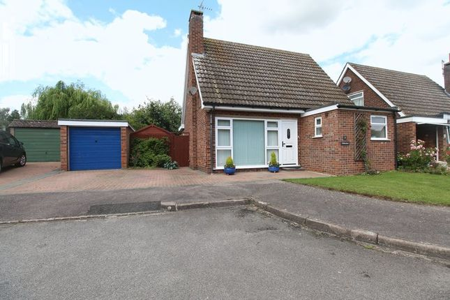 Thumbnail Detached house for sale in Marywells, Meppershall