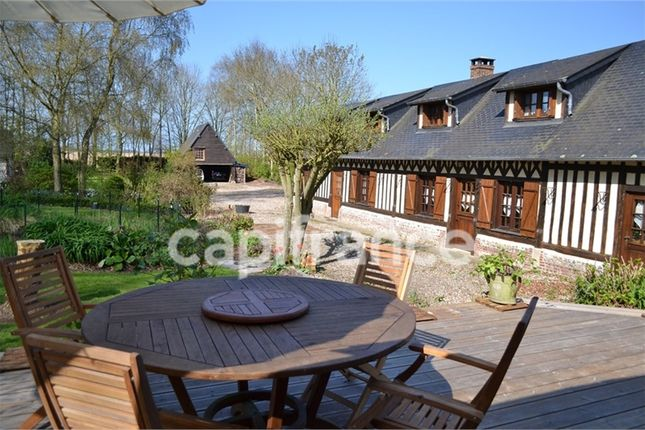 3 bed property for sale in Haute-Normandie, Seine-Maritime, Cany Barville