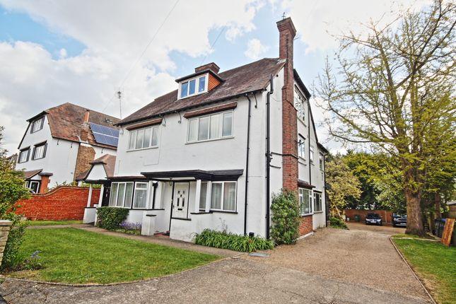 Thumbnail Flat to rent in York Road, Woking