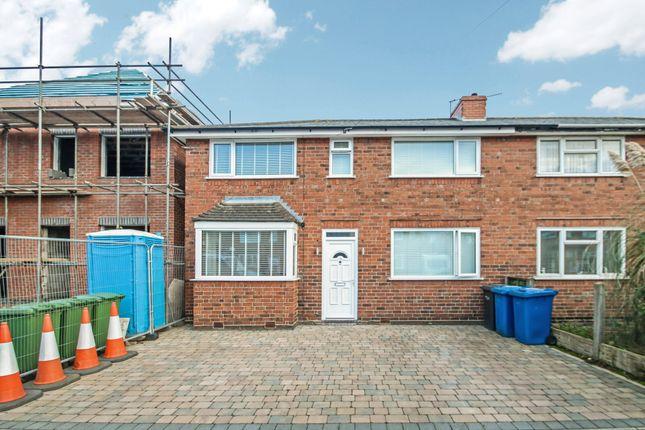 Thumbnail Room to rent in Bradford Street, Tamworth, Staffordshire