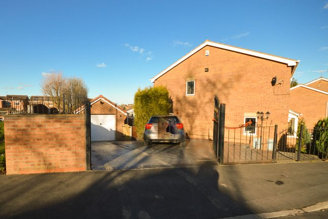 Thumbnail Detached house for sale in Hartland Avenue, Sothall, Sheffield