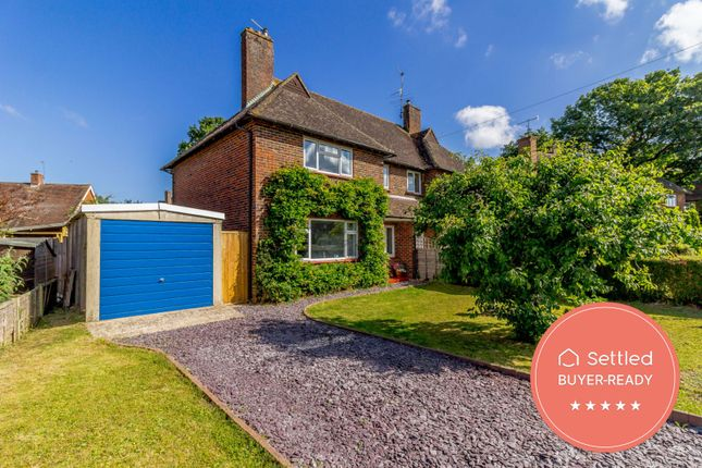 Thumbnail Semi-detached house for sale in Glebe Road, Cranleigh, Surrey