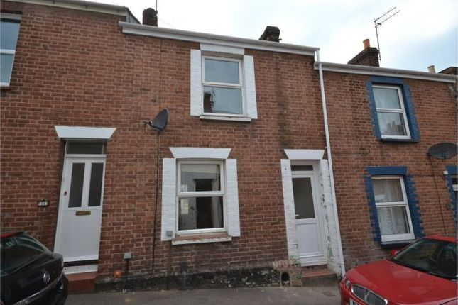Thumbnail Terraced house to rent in Regent Square, Exeter