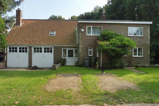 Thumbnail Detached house for sale in Keepers Cottage, Haveringland, Norwich