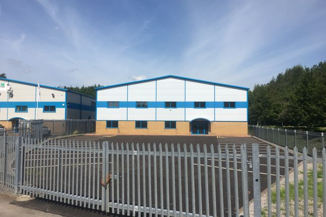 Thumbnail Industrial to let in Goatmill Road, Merthyr Tydfil