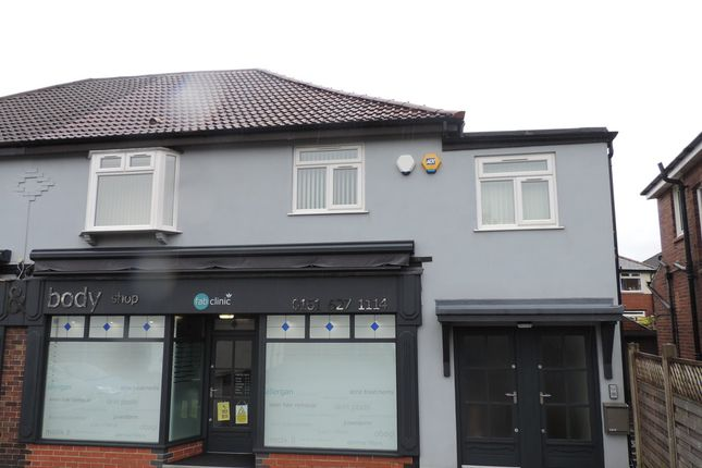 Thumbnail Flat to rent in Oldham Road, Grotton, Oldham