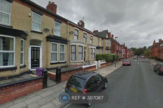 Thumbnail Terraced house to rent in Borrowdale Road, Liverpool
