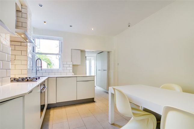 Thumbnail Terraced house to rent in Sandycombe Road, Richmond, Surrey