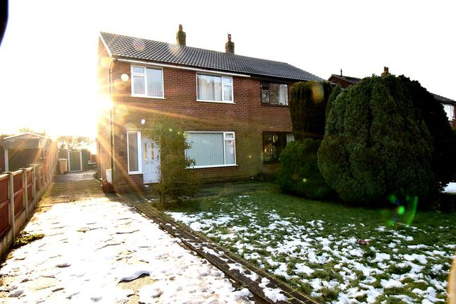 Thumbnail Semi-detached house for sale in Lee Bank, Westhoughton