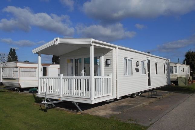 Mobile/park home for sale in Woodnesborough Road, Sandwich