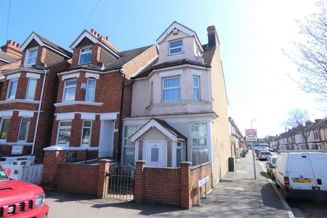 Thumbnail Semi-detached house for sale in Canterbury Road, Folkestone