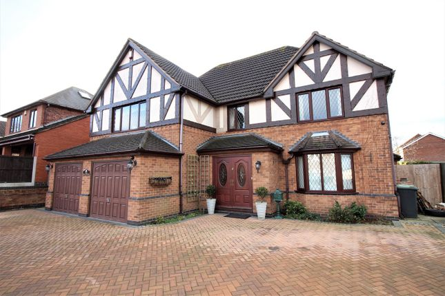 Thumbnail Detached house for sale in Mill Road, Newthorpe, Nottingham