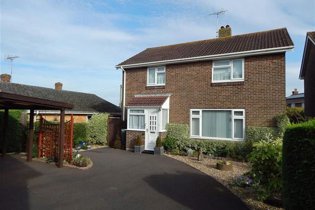 Thumbnail Detached house to rent in Greens Meade, Woodfalls, Salisbury