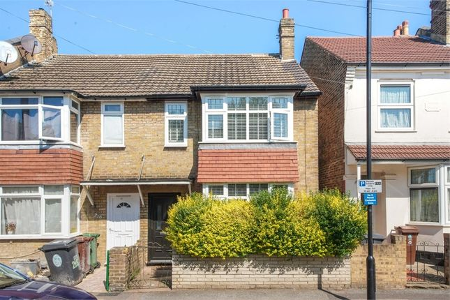 Thumbnail End terrace house for sale in St John's Road, Walthamstow, London