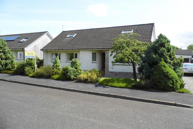 5 bed detached house for sale in Greenhaugh Court, Braco, Dunblane