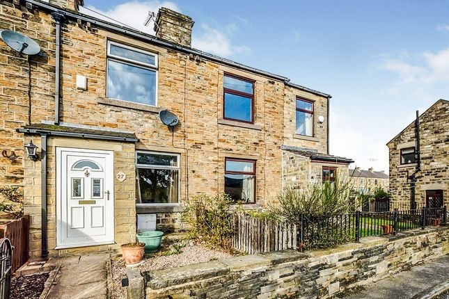 Thumbnail Terraced house to rent in Gib Lane, Skelmanthorpe, Huddersfield