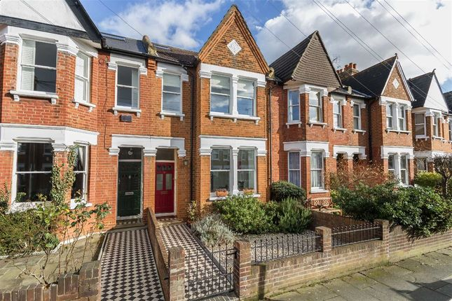 Thumbnail Terraced house for sale in Grove Avenue, Twickenham