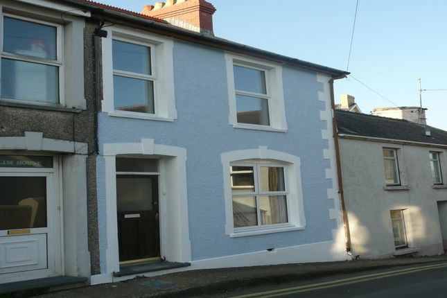 Thumbnail Detached house to rent in Ropewalk, Fishguard, Pembrokeshire