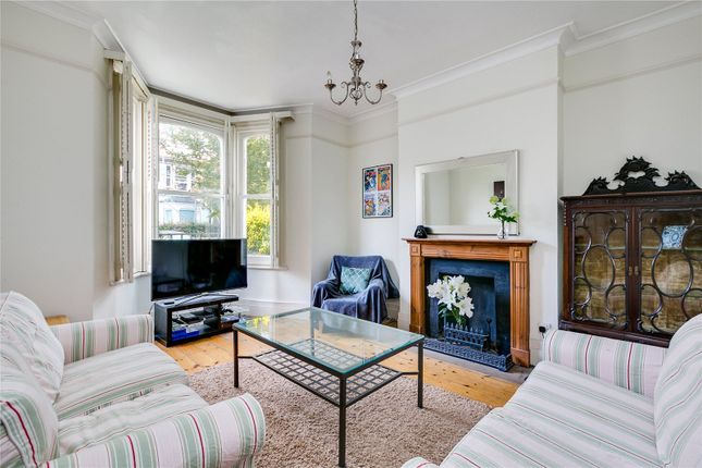Thumbnail Terraced house to rent in Bloemfontein Avenue, London