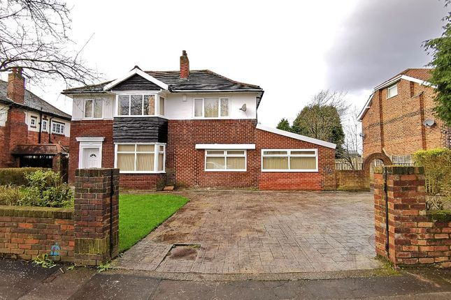 Thumbnail Detached house for sale in Birchfields Road, Manchester