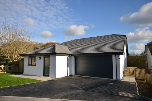 Thumbnail Detached house for sale in Carrine Road, Newbridge, Truro, Cornwall