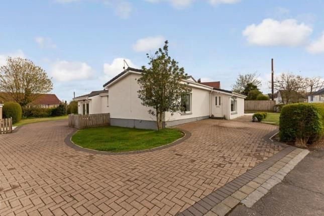 Thumbnail Bungalow for sale in Crow Road, Lennoxtown, Glasgow, East Dunbartonshire