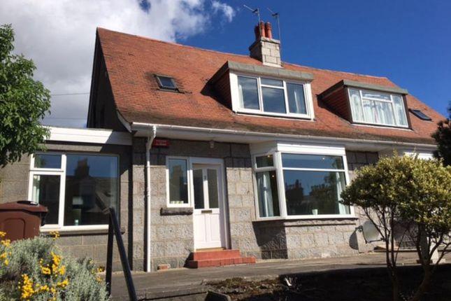 Thumbnail Semi-detached house to rent in Albert Terrace Gardens, Aberdeen