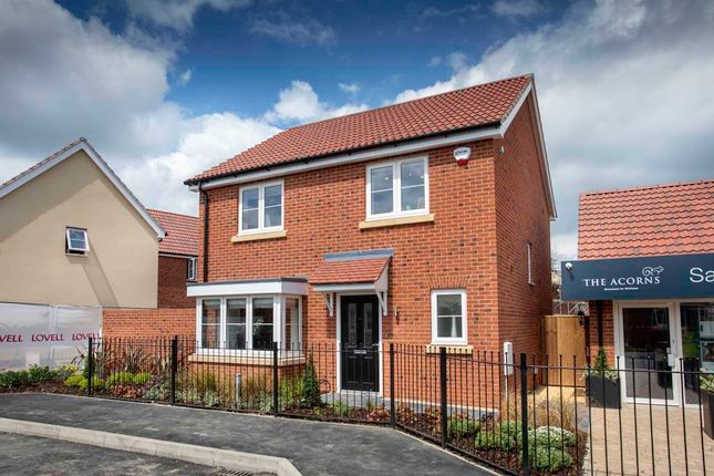 3 bed detached house for sale in 10 Granger Close, Walsham Le Willows IP31