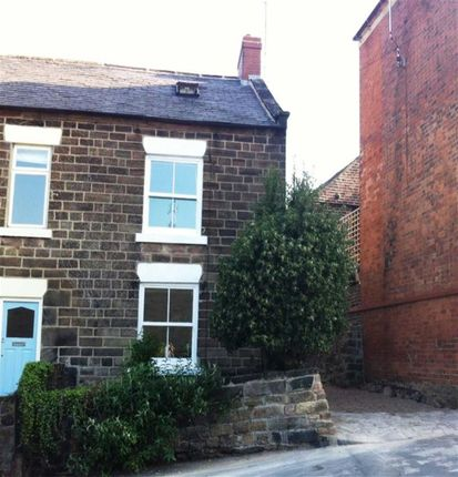Thumbnail Cottage to rent in High Pavement, Belper, Derbys
