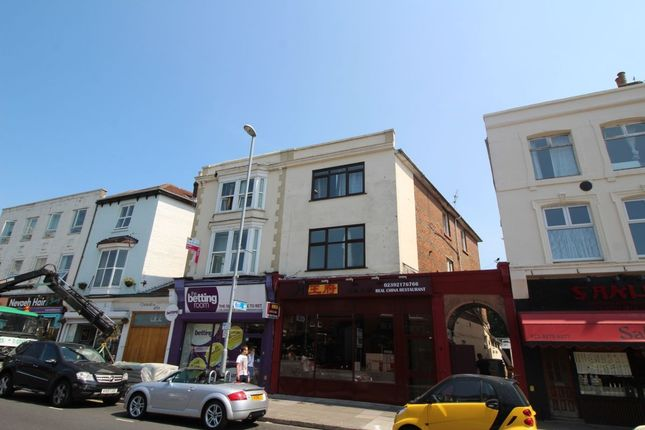Thumbnail Flat to rent in Royal Albert Walk, Albert Road, Southsea