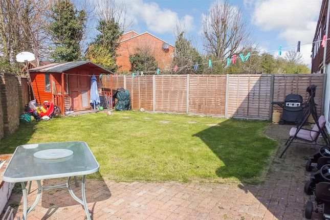 End terrace house for sale in Howitts Gardens, Eynesbury, St. Neots