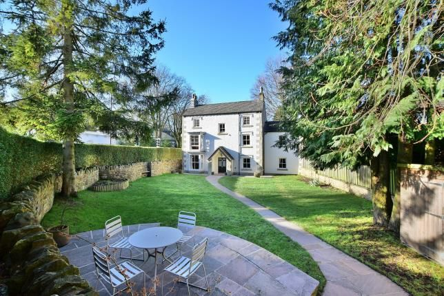Thumbnail Detached house for sale in Macclesfield Road, Buxton, Derbyshire