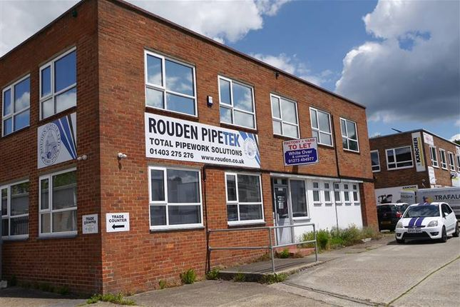 Thumbnail Warehouse to let in Unit B Foundry Close, Horsham