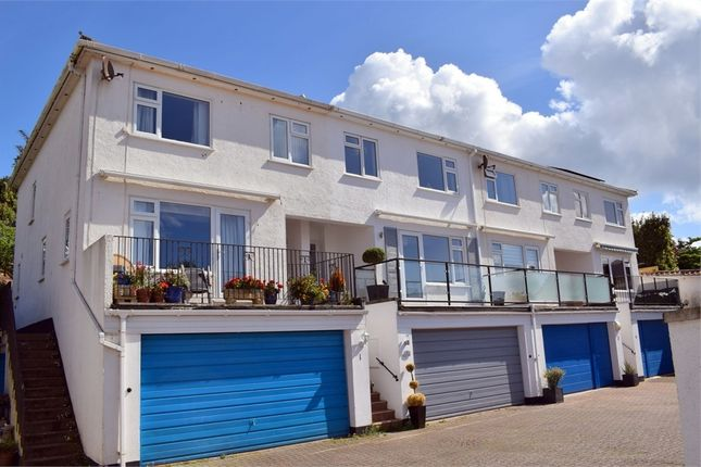 Thumbnail Town house for sale in Thornton Close, Budleigh Salterton
