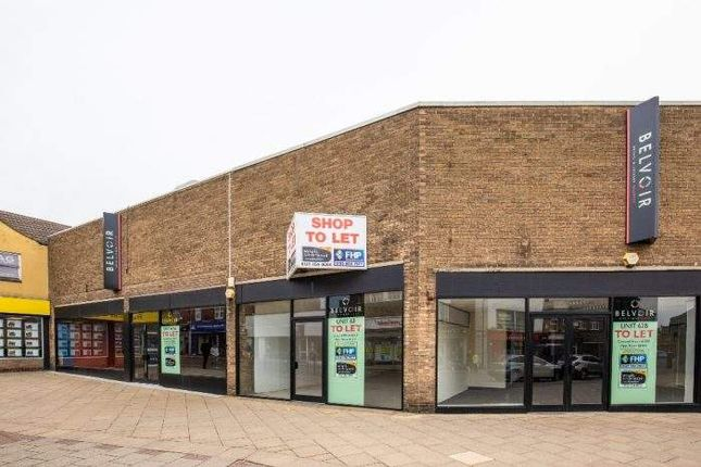 Thumbnail Retail premises to let in Unit 63 Belvoir Shopping Centre, Coalville, Coalville