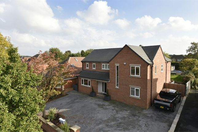 Thumbnail Detached house for sale in Queens Drive, Ossett
