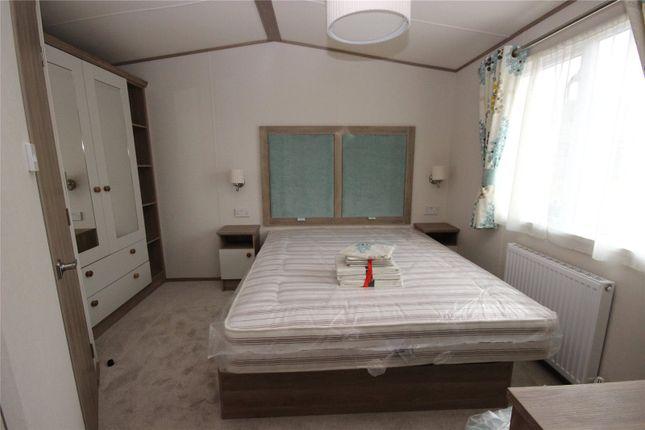 Master Bedroom of St David, Camelot Holiday Park, Longtown, Carlisle, Cumbria CA6
