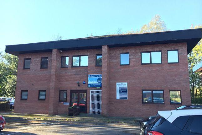 Thumbnail Office to let in Gf Pembroke House Phoneix Way, Swansea Enterprise Park