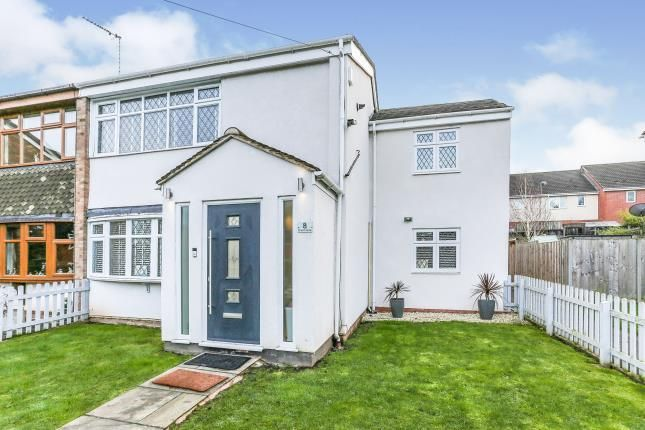 4 bed semi-detached house for sale in Church Lane, Fillongley, Coventry, Warwickshire CV7